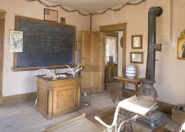Oneroom by American One Room Schoolhouse Facts Dk Find Out
