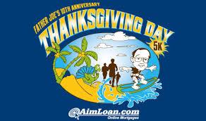 joe s thanksgiving run