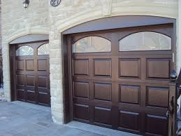 architectural style of your home and garage door styles