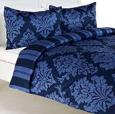 Denim Duvet Cover King 44 Best Navy Blue Duvet Cover Images On Pinterest Bedroom Ideas