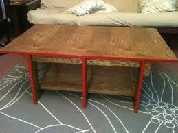 Plywood Coffee Table Make A Durable Plywood Coffee Table On The Shopbot Easy