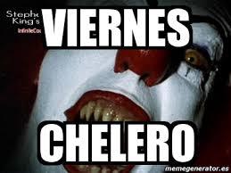 imagenes de viernes chelero meme personalizado viernes chelero 4026749