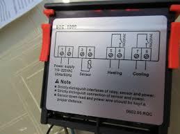 Sample Controller Usefulldata Com Stc 1000 Temperature Controller With 2x Relay