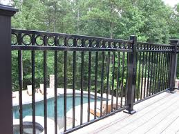 art deco balcony art deco balcony railings with modern durability fortress railing