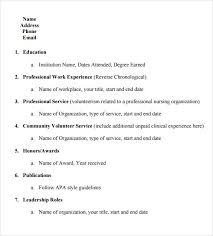 College Admissions Resume Template For Word College Resume Examples Of A College Resume Example Of College