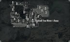 Winter House Image Brunwulf Free Winter U0027s House Maplocation Png Elder