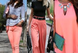 what colors go good with pink colors that go with coral pink clothes outfit ideas fashion rules