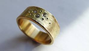bespoke gold jewellery handmade bespoke jewellery wedding engagement rings edinburgh fife