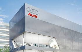 audi germany headquarters audi hq pictures to pin on pinterest thepinsta