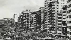 kowloon walled city in the city of darkness south china