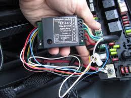 towbar bypass relay wiring diagram efcaviation com