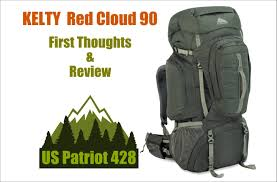 Kelty Map 3500 Kelty Red Cloud 90 5600ci First Thoughts U0026 Review Youtube