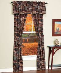 Cabin Valances 8 Best Cabin Lodge Look Images On Pinterest Cabin Curtains