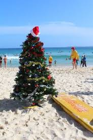 Christmas Decorations Online Sydney by Australia Celebrates Christmas Australia Bondi Beach Sydney And