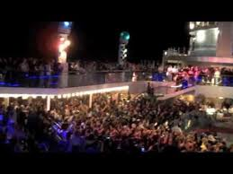 ship working on board a cruise ship part 13 happy new year