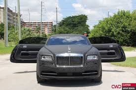 roll royce grey rolls royce wraith 3d jungle wrap