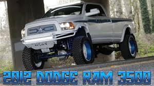 custom front bumpers for dodge trucks custom painted 2012 dodge ram 3500hd northwest motorsport