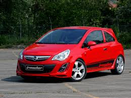 opel irmscher irmscher opel corsa 3 door d 2010 photos 1600x1200