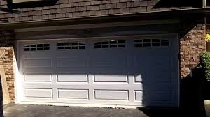 Overhead Door Reviews by A 4216 Chi Garage Doors In Downers Grove Il With Arched Stockton