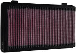 lexus rx330 air filter amazon com k u0026n 33 2225 high performance replacement air filter