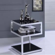 steve silver crowley end table steve silver crowley end table wayfair