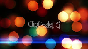 Holidays And Celebrations Lights Out Of Focus Holiday Background Royalty Free Video And
