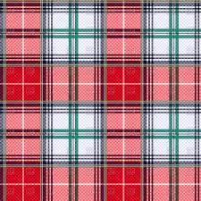 red seamless pattern scottish tartan vector image 57383 u2013 rfclipart