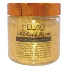 Scrub Gold wholesale melao best 24k gold scrub 8 8oz buy 24k gold scrub scrub