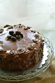 cook like priya dark chocolate cake with chocolate cream cheese