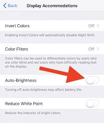 Bright Color Setting Apple Ios 11 Features Hidden Tips And Tricks For Iphone 8 Ipad
