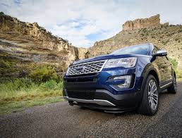 Ford Explorer Off Road Parts - we explore more in the 2016 ford explorer platinum 95 octane