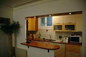 cuisine avec bar comptoir cuisine ouverte avec comptoir oratorium info