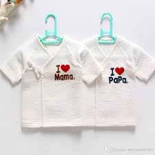 new born baby clothes thermal sleeve cotton 0 3