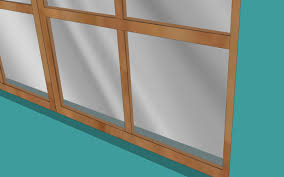 How To Frame Out A Basement Window How To Fix A Broken Window In A Wooden Frame 13 Steps
