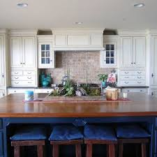 Kitchen With Brick Backsplash 81 Best Backsplashes And Countertops Images On Pinterest Kitchen