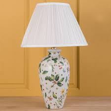 Small Table Lamp India V U0026a Country Garden Lamp Base Small India Jane