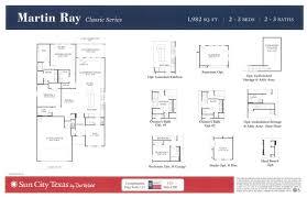 sun city floor plans new sun city texas 2015 u201cclassic series u201d models about t