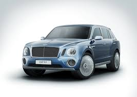 suv bentley white exp 9f british luxury suv concept revealed
