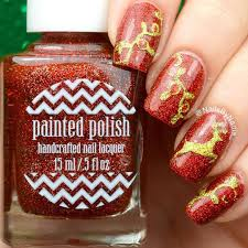 Christmas Light Nails by Whats Up Nails Christmas Lights Stencils Whats Up Nails