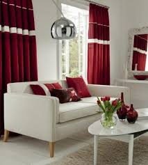 red plaid curtains for living room the modern curtains living room