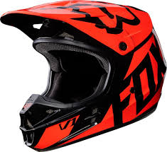 orange motocross gear 169 95 fox racing mens v1 race dot approved motocross mx 995620