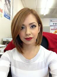 cute chin length hairstyles for girls long bob haircut women