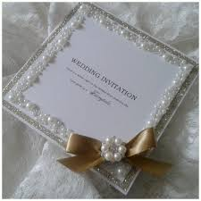 Expensive Wedding Invitations Pearl Elegance Crystal Couture Luxury Wedding Stationery Norfolk