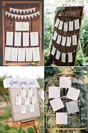 32 creative reception seating chart ideas your guests will love