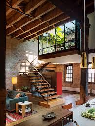 warehouse style home design interior design a converted soap warehouse in tribeca manhattan