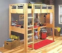 kids loft bed with desk loft bed with desk plan amindi me