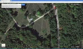 Camp Dearborn Map Captive Michigan Caboose List