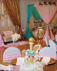 bathroom fabulous baby shower party ideas pink and gold baby