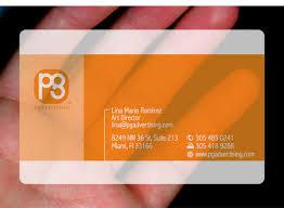 Credit Card Business Cards Designs Cornermark Plastic Business Card Printing For Waterproof
