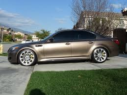bmw e60 gold rpi scoops painted gtr gold to match my brembos bmw m5 forum